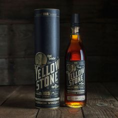 Yellowstone Limited Edition Kentucky Straight Bourbon, a marriage of some of the finest hand-selected bourbon available, celebrates the return of Yellowstone to the family of Limestone Branch founders Steve and Paul Beam – and the many fine bourbons to come.