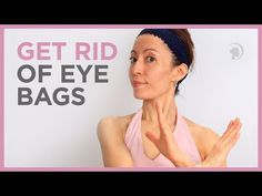 One of the most common questions I get is how to get rid of under the eye bags. In this video I will show you one of the funniest looking facial exercises bu. Face Gym, Face Yoga Method, Face Yoga Exercises, Facial Yoga, Facial Cupping, Face Care Tips, Dark Circles Under Eyes, Eye Circles, Yoga