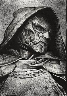 Dr. Doom by Adi Granov *