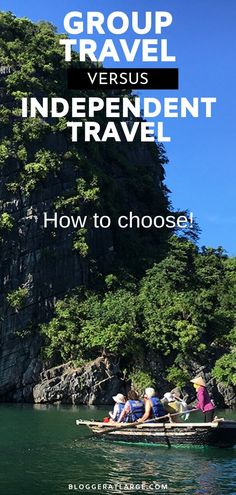 Guided tours v independent travel: pros & cons If you're not sure if a guided group tour is right fo Travel Deals, Travel Tips, Travel Essentials, Travel Pro, New Zealand Travel, Group Travel, Cruise Travel, Group Tours, Make New Friends