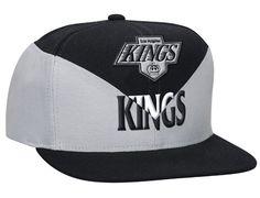 Amplify Diamond Los Angeles Kings Snapback Cap by MITCHELL & NESS x NHL