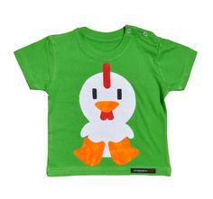 baby patchwork tshirt