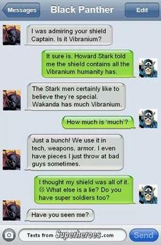 Haha poor captain