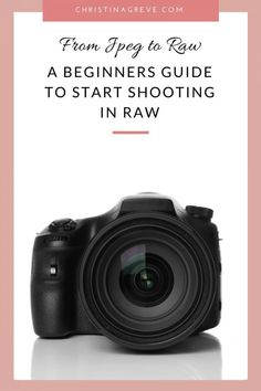 A Beginners Guide to Start Shooting in RAW photography tips Raw Photography, Dslr Photography Tips, Photography Tips For Beginners, Photography Lessons, Photoshop Photography, Photography Equipment, Photography Business, Photography Tutorials, Digital Photography
