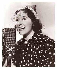 Gracie Allen 1895-1964