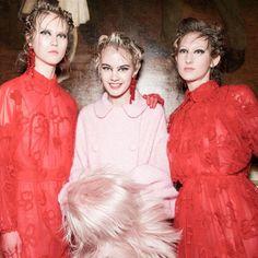 the subversive power of hyper-feminine fashion http://ift.tt/1LqgCMm #iD #Fashion