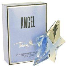 Angel By Thierry Mugler Eau De Parfum Spray .8 Oz