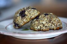 DOUGH-EYED GIRLS: Gluten-Free Breakfast Cookies