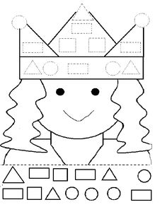 tvary Senses Activities, Pre K Activities, Montessori Activities, Kindergarten Activities, Preschool Activities, Homeschool Preschool Curriculum, Preschool Education, Preschool Worksheets, Teaching Shapes