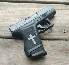 Glock 43 Save those thumbs & bucks w/ free shipping on this magloader I purchased mine http://www.amazon.com/shops/raeind   No more leaving the last round out because it is too hard to get in. And you will load them faster and easier, to maximize your shooting enjoyment.