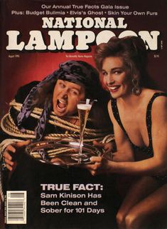 National Lampoon Magazine, American Humor, National Lampoons, True Facts, Vintage Magazines, Rage, Budgeting, Cover, Books