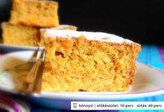 Reform bögrés süti recept