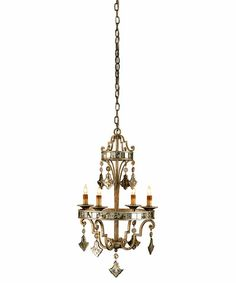 "Bliss Home and Design .com | Kaleidoscope Chandelier | 17""dia x 29""h 