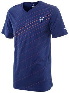 New for Spring: Nike Men's Spring 2 RF T-Shirt Tennis Warehouse, Tennis Gear, Nike Men, Dress Up, Spring, Sports, Mens Tops, T Shirt, Fashion