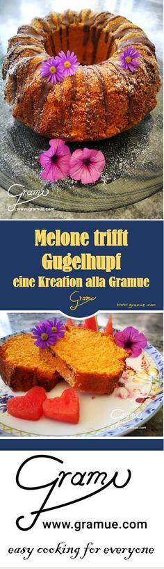 Südliche Früchte gepaart mit österreichischer Backtradition kann bei so einem heißen Sommer doch kein Fehler sein. Also haben wir eine Wassermelone mit einem Gugelhupf vereint, der neben einer perfekten Färbung auch eine neue, tolle Geschmacksvariation ergibt.   Mehr Infos gibt's auch unter www.gramue.com  #gramue #easycooking #easycookingforeveryone #einfach #cooking #kitchen #kochen #rezept #rezepte #köstlich #chef #melone #wassermeldone #gugelhupf  #kuchen #jause #süsses #fruchtig #frisch Dessert, Easy Cooking, Chef, Backen, Watermelon, Sweet Recipes, Cherries, Desserts, Deserts