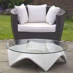 Stjerne Concrete Coffee Table