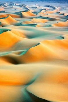 Dunes at Sunrise ~ Sahara, Egypt