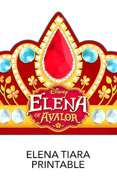 Elena of Avalor - Tiara
