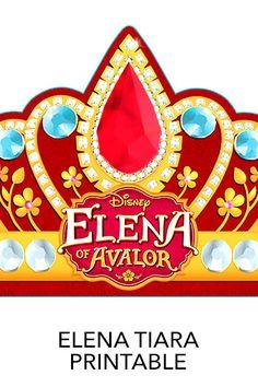 Elena of Avalor - Tiara