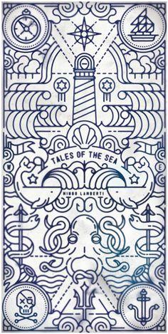 Creative Line, Art, Ingo, Lamberti, and Illustration image ideas & inspiration on Designspiration Art And Illustration, Illustration Agency, Illustration Design Graphique, Art Graphique, Art Illustrations, Tattoos Meer, Plakat Design, Graphic Design Inspiration, Graphic Art
