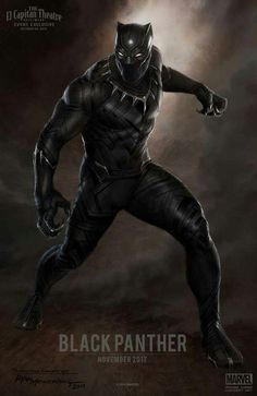 Marvel's, Black Panther