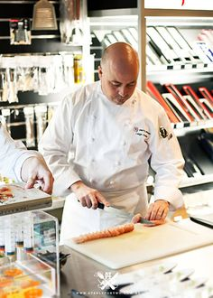 Molecular Gastronomy workshop at Chef's Armoury - Rosebery, Sydney NSW (A Table For Two)
