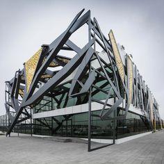 Open Courts Sports Complex, Kayseri, Turkey by Bahadır Kul Architects