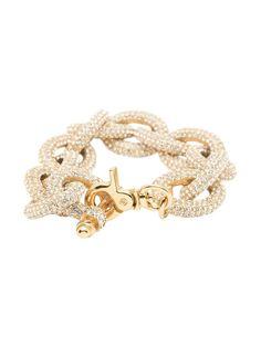 CC Skye mariner pave linked bracelet - hardtofind.