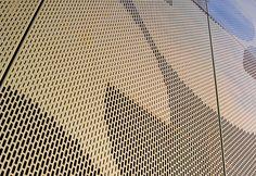 RMIG: RMIG ImagePerf, Perforierte Aluminiumpaneele, Maison du Portugal