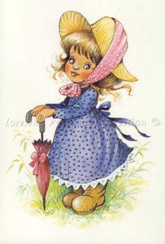 zsuzsa fuzesi Cute Illustration, Vintage Children, Disney Characters, Fictional Characters, Teddy Bear, Disney Princess, Artist, Animals, Sarah Kay