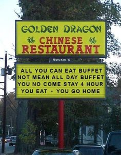 Probably not a REAL sign...but cracks me up anyway.