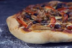 Pizza włoskiej mammy | Kornik w kuchni