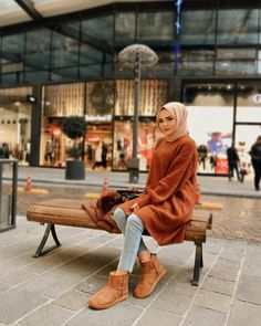 Muslim Fashion, Modest Fashion, Fashion Outfits, Abaya Fashion, Casual Hijab Outfit, Casual Outfits, Ootd Hijab, Hijab Stile, Hijab Fashion Inspiration