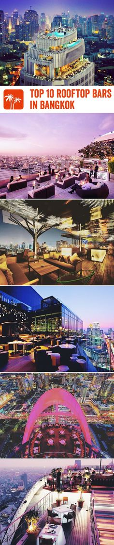 The capital's rooftop bars are some of the very best in the world and if you're looking to discover the secret doors and lengthy lift time then check out our top 10 rooftop bars in Bangkok and prepare to get your head firmly in the clouds