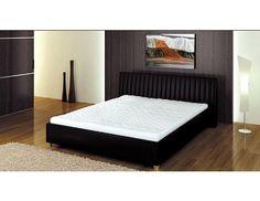 Čalouněná postel Ilona 265 Moderní a praktické čalouněné dvojlůžko. Materiály, ze kterých je postel vyrobena, jsou pečlivě vybírány a splňují i ty nejvyšší nároky na bezpečnost a kvalitu. Kostra postele je vyrobená z kvalitního dřeva. … Mattress, Beds, Furniture, Home Decor, Decoration Home, Room Decor, Mattresses, Home Furnishings, Bedding