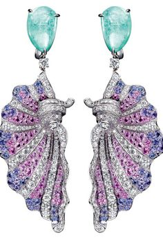 Boucheron....I'm really quiet after I saw those....ahhhh, Boucheron! They sure know what they are doing!...