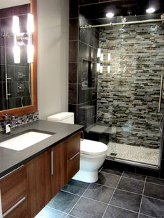 Alair homes regina bathroom custom shower floating for Bathroom decor regina