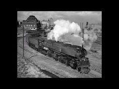 Zlatý orel- Kalifornie, tak ahoj - YouTube Union Pacific Train, Union Pacific Railroad, Train Pictures, Cool Pictures, Railroad Photography, Old Trains, Train Engines, Union Station, Model Train Layouts