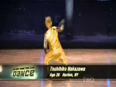 So You Think You Can Dance season 10 Auditions Toshihiko Nakazawa 中澤利彦 アメリカンダンスアイドル season 10
