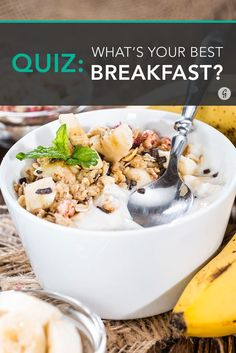 Is this the best morning meal for you today? #breakfast #quiz