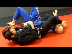 Jiu Jitsu Techniques - Armbar from butterfly guard
