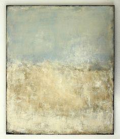 serenity - 120x100x4cm - mixed media on canvas - CHRISTIAN HETZEL