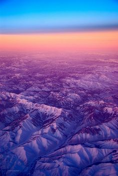 East o' the Sun, Pioneer Mountains, Sun Valley, Idaho - ©Xipitipix (via Etsy)