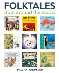 10 Folktales for Kids from Alexis York Lumbard // PragmaticMom Audio Books For Kids, Art Books For Kids, Kids Story Books, Childrens Books, Book Suggestions, Book Recommendations, Historical Fiction Books For Kids, Books About Kindness, Online Music Lessons