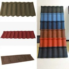 Stone Coated Metal Roof Tiles, Colorful Stone Coated Roof Tiles,Stone Chip Coated Metal Tiles,Metal Roofing Tiles