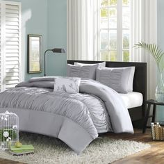 Shop for Mi Zone Delia 4-piece Comforter Set. Get free delivery at Overstock.com - Your Online Kids'