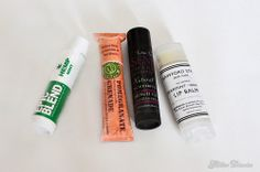 My Top 4 Natural Lip Balms for Curing Dry, Chapped Lips! Chapped Lips, Natural Lip Balm, Lip Balms, Diaries, The Balm, The Cure, Make Up, Glitter, Bottle
