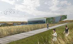 Brockholes Wetland museum, Visitors centre, Lancashire 2007$#$Visualization: K+S
