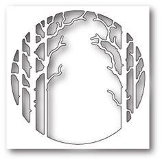 Memory Box TREE BRANCH CIRCLE Craft Die 99588