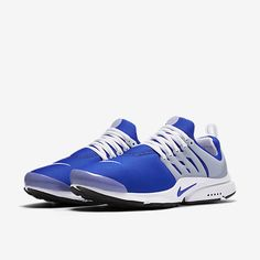 584d5ef364c5 Nike Air Presto-Racer Blue-White-Black-3 Running Shoes Nike